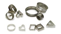 Ausstechformen Metall
