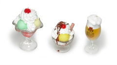 Glace Coup Deco