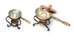 Saucenpfännchen Kupfer