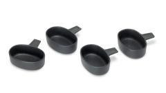 Gusspfänchen schwarz