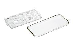 Cakeplatten-Glas