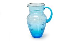 Wasserkrug Glas
