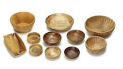 Schälchen Holz