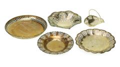 Schalen Silber