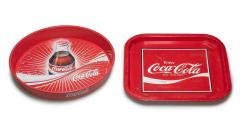 Serviertablett CocaCola