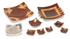 Schalen Stein Afrika