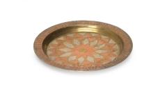 Kupferplatte orientalisch