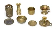 Diverses Metall Orient