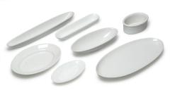 Dipschalen oval