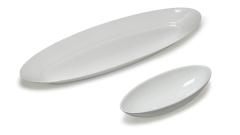 Schale oval, Fischplatte