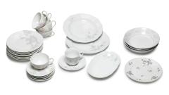 Tee-Set Blumensujet