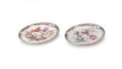 Blumenteller oval