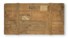 Untergrund Holz Rückseite