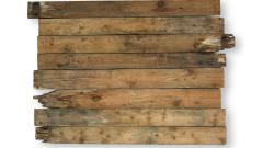 Untergrund Holz 8 Teile Rückseite