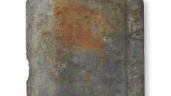 Untergrund Metall