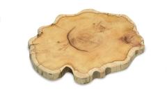 Schneidebrett Holz rustikal