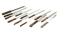Brot- Fleisch- Patisserie- Küchenmesser